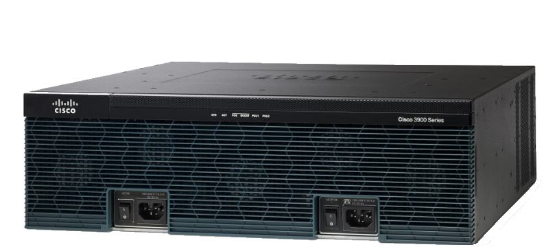 Cisco ISR 3900 Series