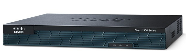 Cisco ISR 1900 Series
